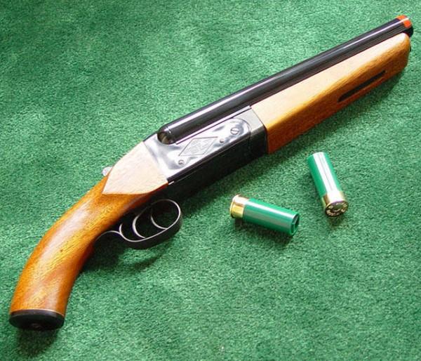 Підстаркуватий свалявський зброяр не довго радів продажу обрізу мисливської рушниці
