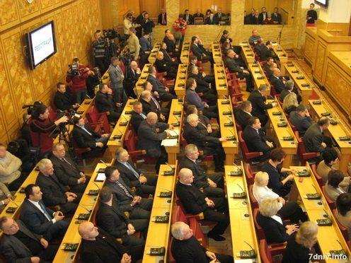 Став відомим список обласних депутатів, які увійшли до новоствореної Народної ради Закарпаття (СПИСОК)