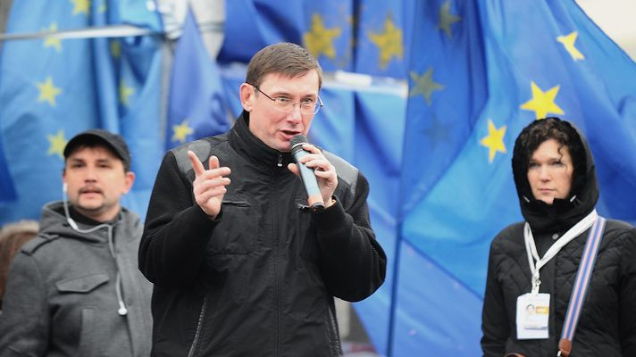 """Луценко: """"На сьогоднішній день вулиця зробила майже все, що могла"""" (ВІДЕО)"""
