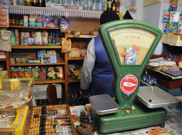 Двоє чоловіків пограбували на Мукачівщині магазин