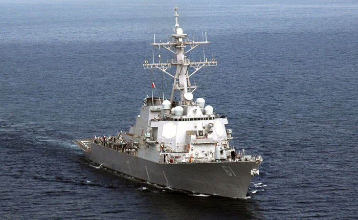 У російських ЗМІ повідомляють, що бойові кораблі НАТО увійшли у Чорне море і прямують до берегів України