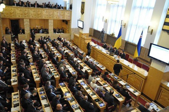 Депутати обласної ради перейменували п'ять сільських рад Ужгородського району