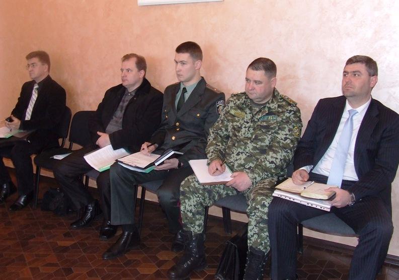 Відбулася координаційна нарада керівників правоохоронних органів Ужгородщини