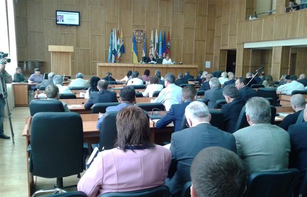 На позачерговій сесії Ужгородської міськради депутати намагатимуться прийняти бюджет на 2014 рік