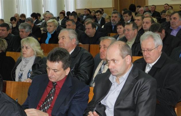 Депутати Мукачівської районної ради ухвалили бюджет на 2014 рік