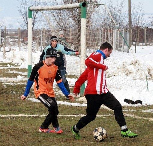 У Великих Лучках відбувся центральний матч чемпіонату Мукачівського району