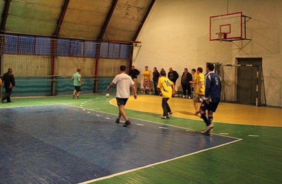 Особовий склад УДСО при УМВС України в Закарпатській області провів тренувальний збір з міні-футболу