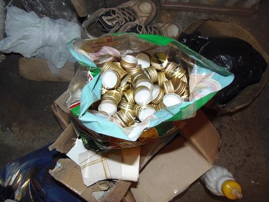 В одному із підвальних приміщень Мукачева міліція виявила підпільний цех з виробництва горілки