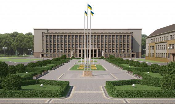 Депутати облради вимагають від ОДА надати всю інформацію стосовно реконструкції площі Народної в Ужгороді