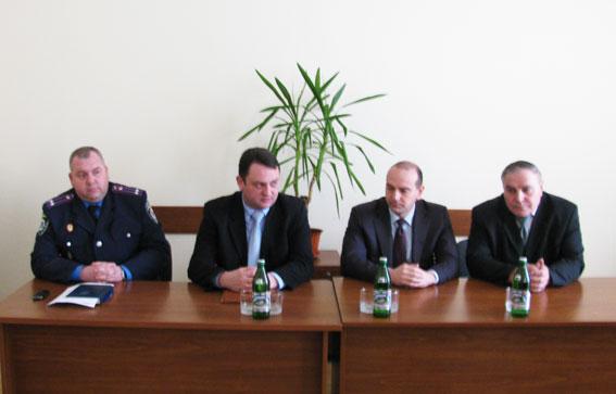 Транспортну міліцію в Ужгороді очолив підполковник Олександр Марушкевич