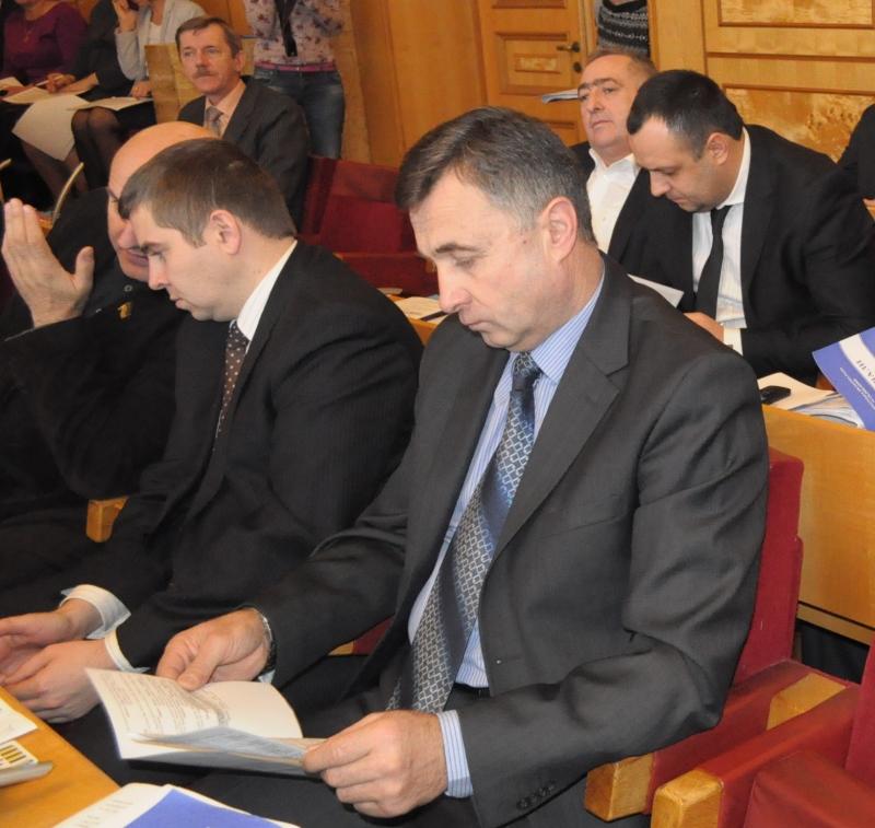 Депутат облради просить виділити 600 тисяч гривень на капітальний ремонт доріг на Великоберезнянщині