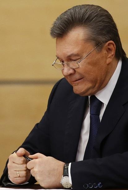 Минюст РФ получил запрос Украины на видеодопрос Януковича - Цензор.НЕТ 7497