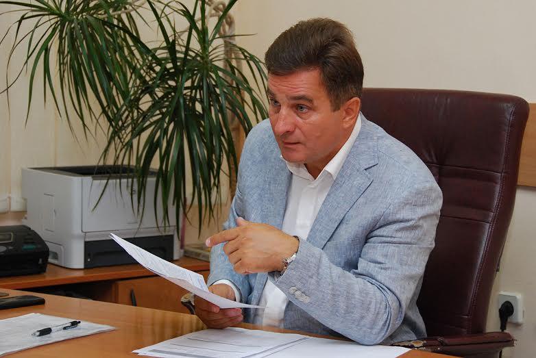 Закарпатці вирішували свої проблеми у кабінеті в.о. голови Закарпатської ОДА