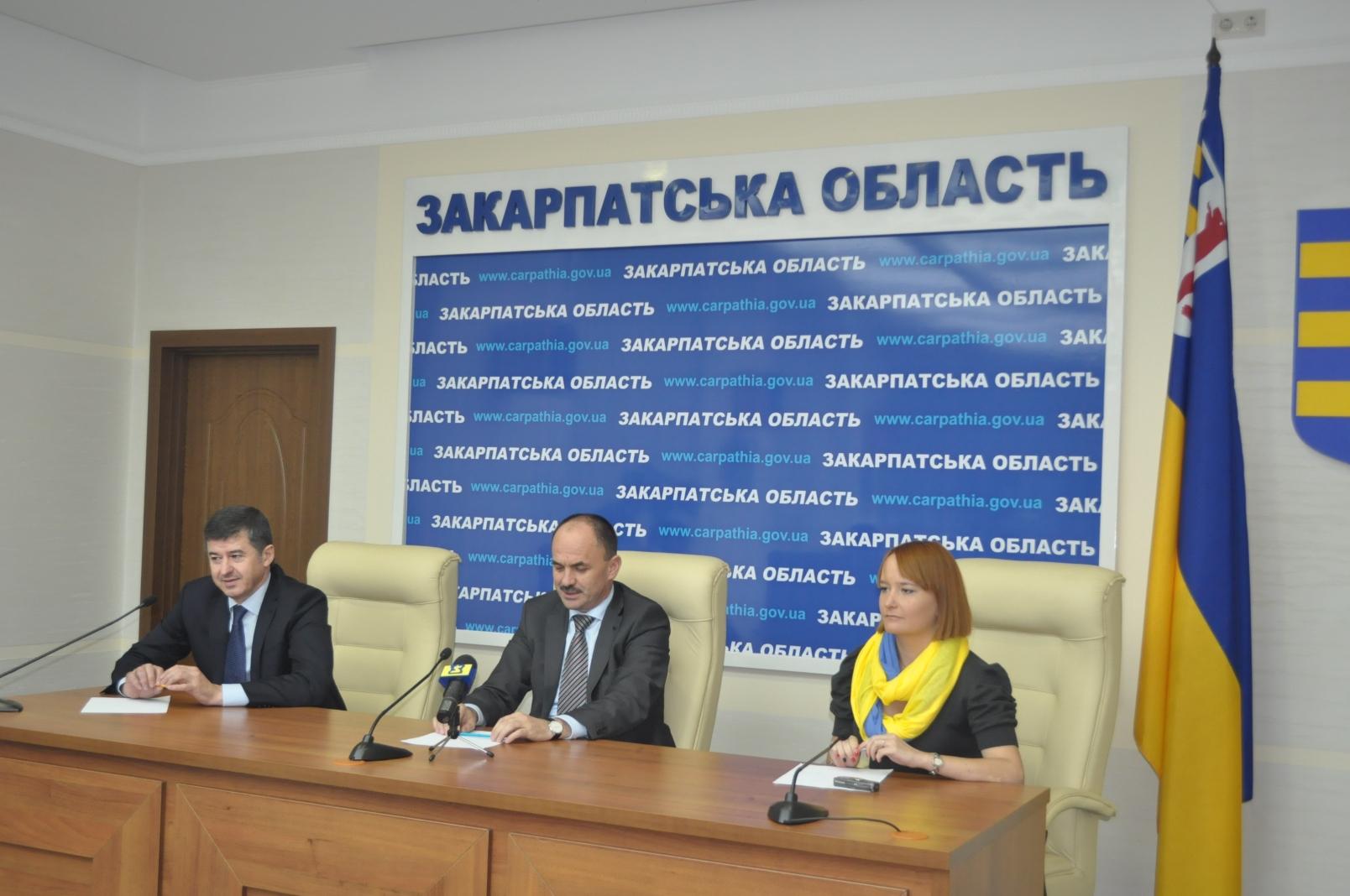 Юрій Гнепа очолить Міжгірську РДА