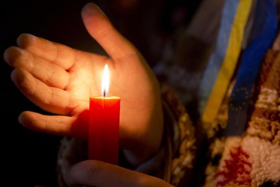 У День пам'яті іршавчани вшанують загиблих синів України