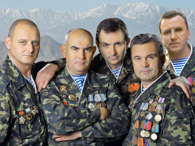 Для мукачівців патріотичні пісні виконають тернопільські воїни-афганці