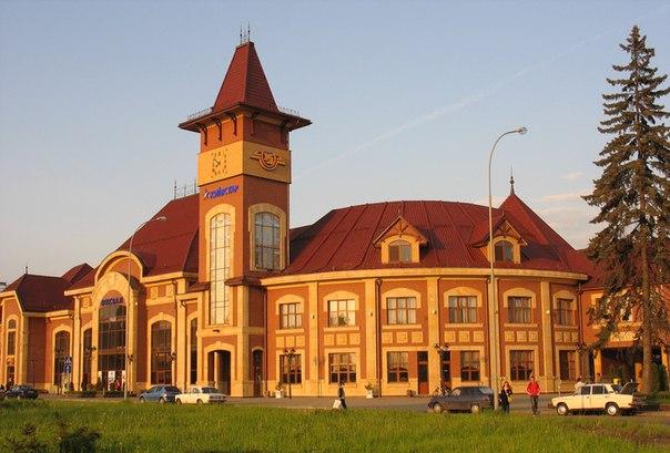 """Ужгородський вокзал знову """"мінують"""""""