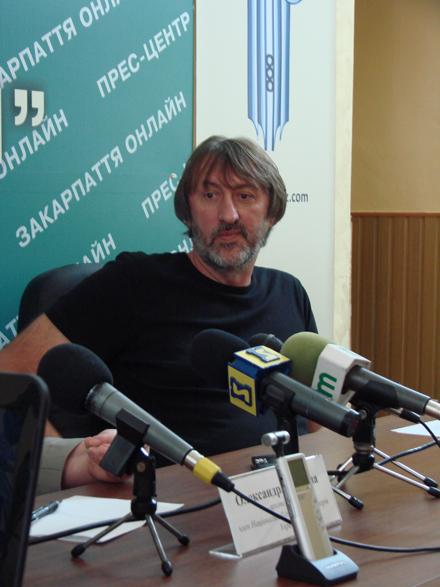 Головний архітектор Ужгорода не витримав і після трьох місяців роботи подав у відставку