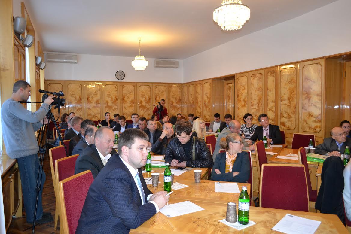 У Закарпатті презентували новий масштабний туристичний інвестиційний проект
