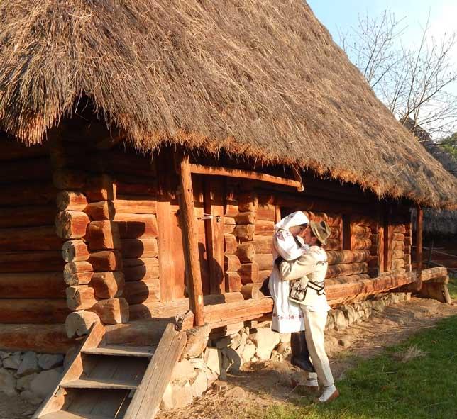 Ужгородські студенти вирушили у мандрівку закарпатською старовиною (ФОТО)
