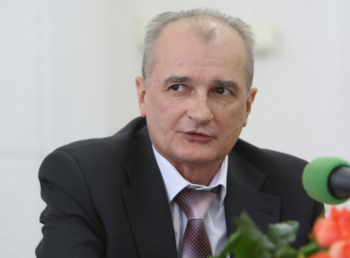 В обласному центрі офіційно представили нового голову Ужгородської РДА