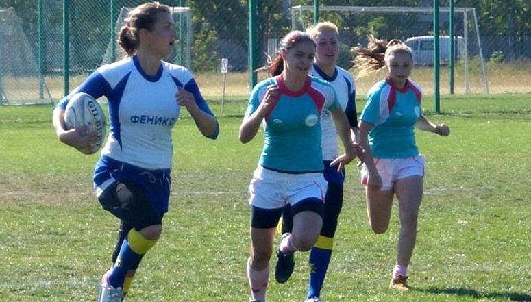 Ужгородські дівчата здобули бронзу чемпіонату України з регбі