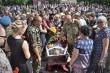 Вбитого у зоні АТО закарпатця поховали у рідному селі