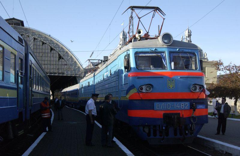 Ужгород і Харків поєднають потягом