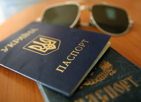 В ужгородського автомобіліста вкрали паспорт