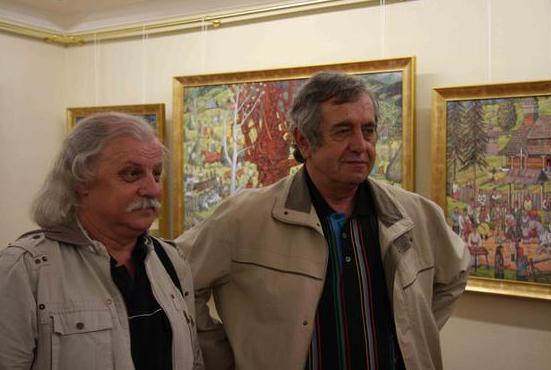 Закарпатського художника номінували на здобуття Шевченківської премії