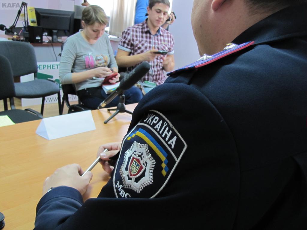 Сергій Шаранич звільнив двох закарпатських високопосадовців у погонах