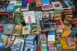 Центр Ужгорода заполонили книги