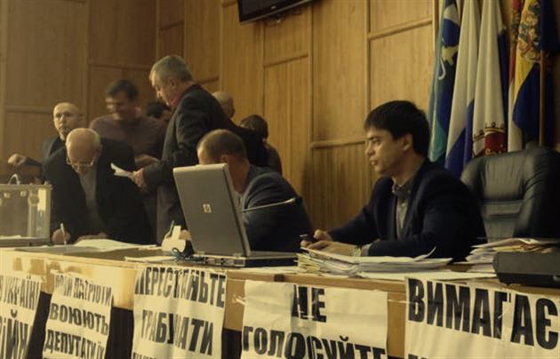 Конфлікт в Ужгородській міськраді: внутрішні чвари братів Балог виходять назовні