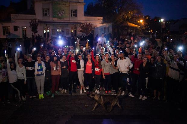 Ужгородці влаштують ліхтарковий пробіг