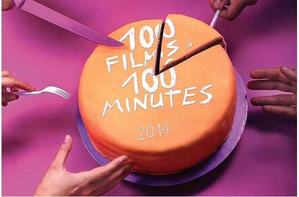 Ужгородцям за 100 хвилин покажуть 100 найкращих кінострічок