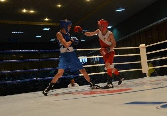 Юний мукачівський боксер став бронзовим призером Чемпіонату України