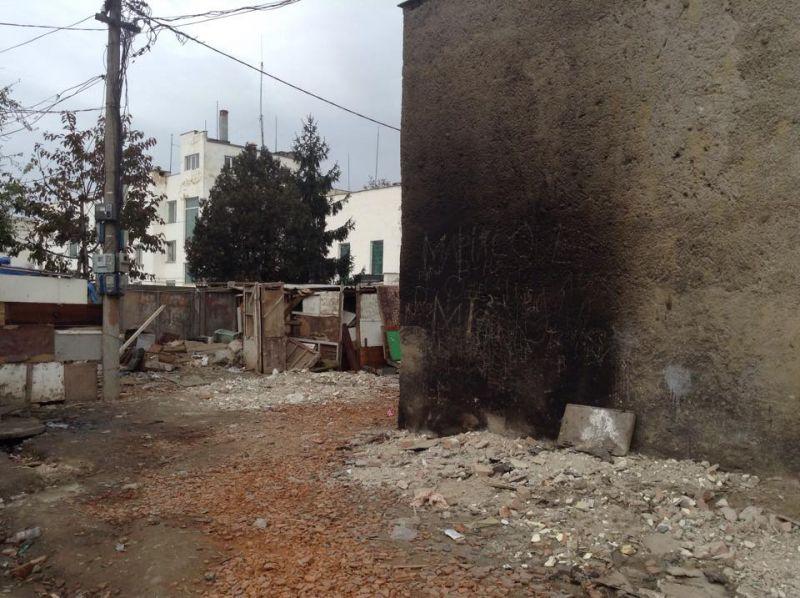 Ужгородські роми поскаржились на жахливі умови проживання (ФОТО)