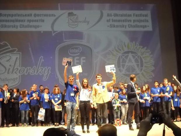 Виноградівський школяр-розробник представлятиме Україну на конкурсі в США