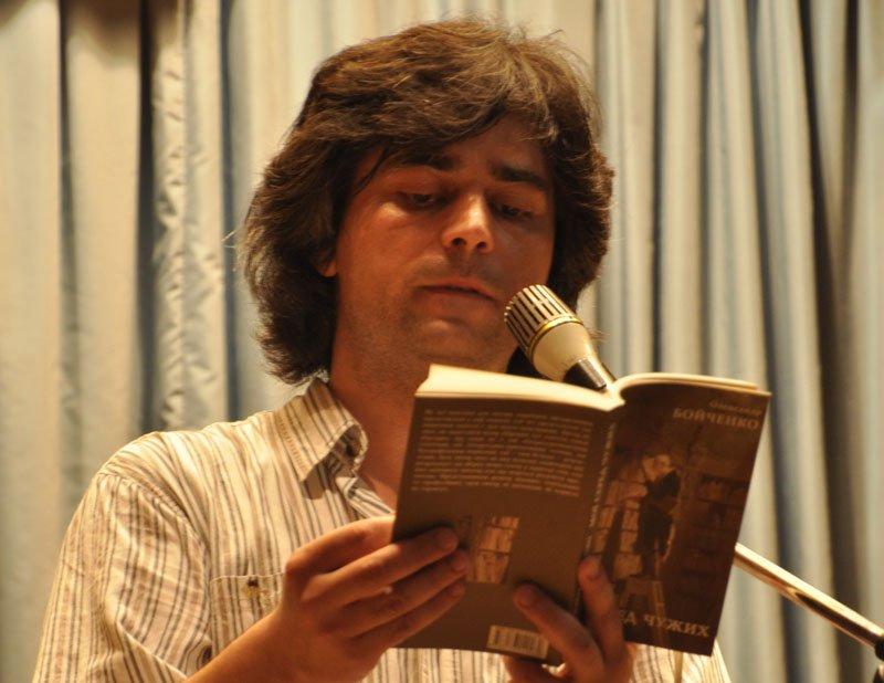 В Ужгороді відомий український письменник презентуватиме нові твори