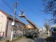 Жителі Чопа вже не ходитимуть темними вулицями (ФОТО)