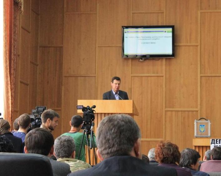 Віталій Семаль про політичні ігри у міськраді та про своє призначення