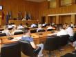 На сесію Ужгородської міськради з'явилось всього п'ятеро депутатів