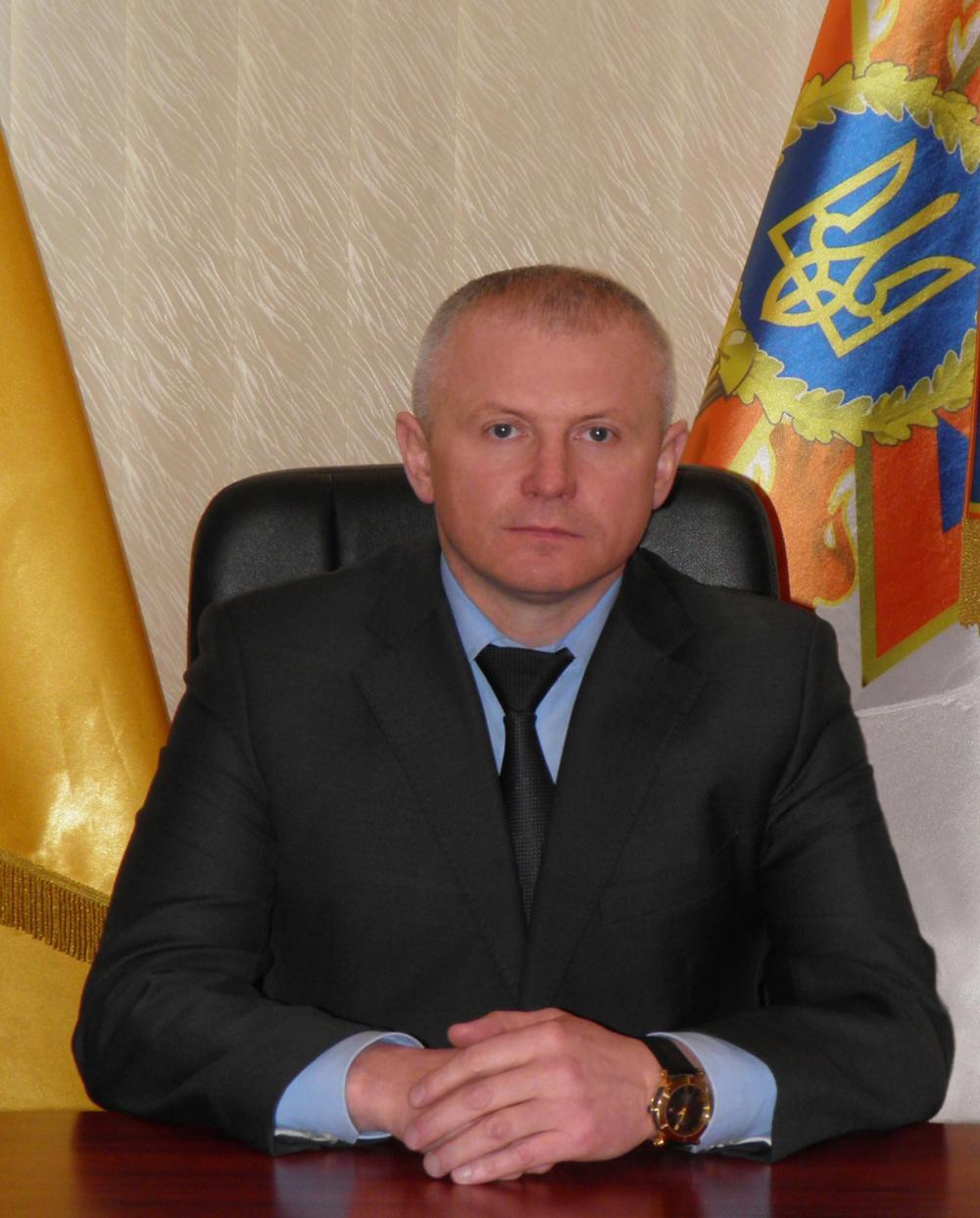 Керівника У ДСНС Закарпаття Мирослава Щербея не можуть звільнити через контракт