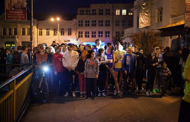 Ужгородські бігуни присвятили благодійний забіг хворим на діабет