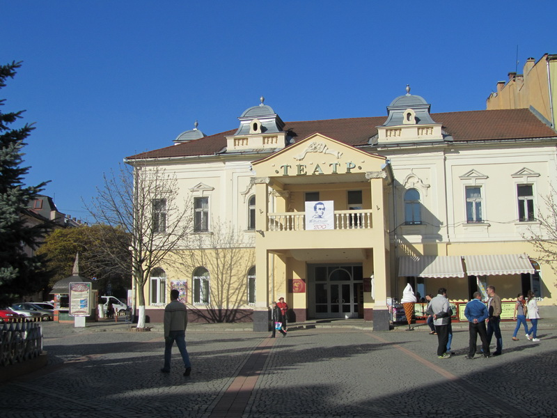 Закарпатський драматичний театр над Латорицею, – один із варіантів назви мукачівського театру (ВІДЕО)