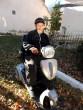 Угорський Червоний Хрест вручив берегівчанину надсучасний інвалідний візок