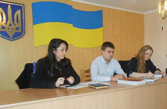 У Мукачеві закарпатські слідчі пройшли випробування знаннями (ФОТО)
