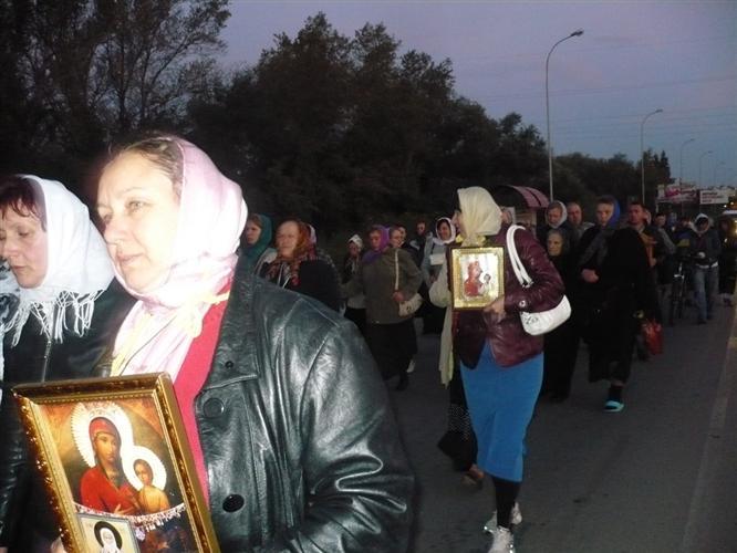 Хресний хід з Ужгорода до села Домбоки завершився трагедією, – ЗМІ