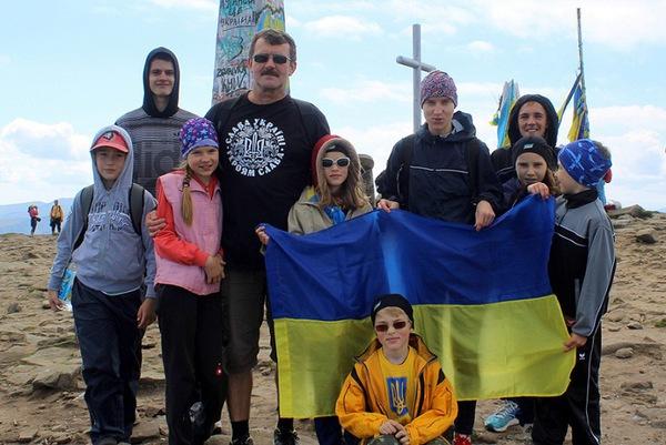 Мукачівські орієнтувальники підкорюють словацькі вершини
