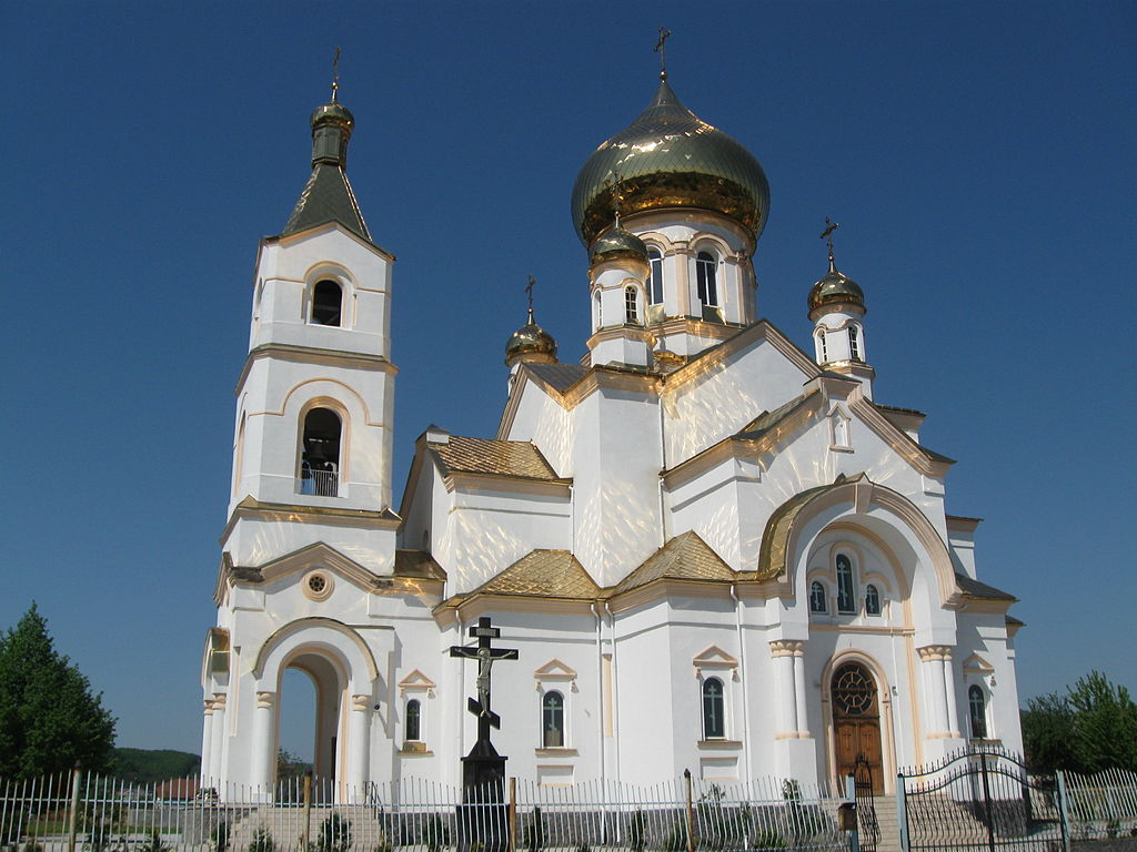В Росвигівському кафедральному соборі молились за митрополита Володимира